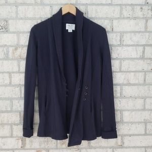Lucky Brand Lucky Lotus Button Front Cardigan